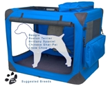 Generation II Deluxe Soft Crate, Medium pet, gear, soft, crate